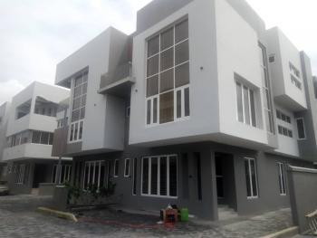 4 Bedroom Semi Detached Duplex with a Room Bq, Lekki Phase 1, Lekki, Lagos, Semi-detached Duplex for Sale