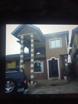 New Lovely 5 Bedroom Duplex Plus a Room Bq, Obawole, Iju-ishaga, Agege, Lagos, Detached Duplex for Sale