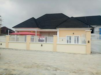 New and Well Finished 3 Bedroom Detached Bungalow with a Room Bq, Thomas Estate, Ajah, Lagos, Detached Bungalow for Sale