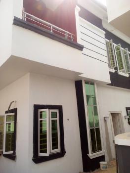 New Stylish 4 Bedroom Semi-detached Duplex with Bq, Ikota Off Lekki County Homes, Lekki Expressway, Lekki, Lagos, House for Sale