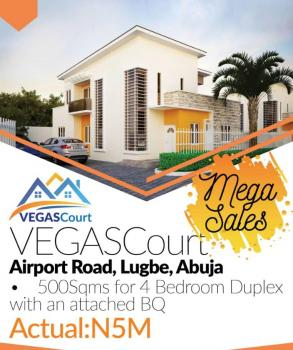 Get Your Plot of Land  at Vegas Court, Airport Road, Lugbe,  Abuja, Vegas Court, Airport Road, Lugbe District, Abuja, Mixed-use Land for Sale