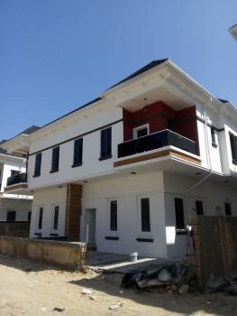 4 Bedroom Semi Detached Duplex with Bq, Conservation Road, Opposite Chevrion, Chevy View Estate, Lekki, Lagos, Semi-detached Duplex for Sale