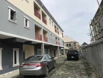 3 Units of 4 Bedroom Terraced Duplex, Mobil Road, Ajah, Lagos, Terraced Duplex for Sale