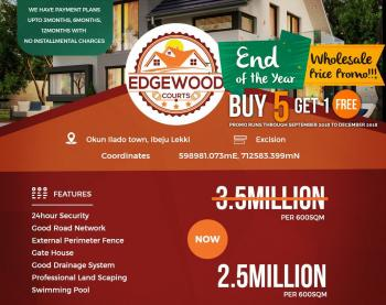 Edgewood Court, Eleko, Ibeju Lekki, Lagos, Residential Land for Sale