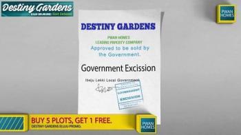 Plots of Land, Destiny Gardens, Ibeju, Lagos, Land for Sale