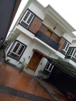 Exquisitely Built 5 Bedroom Duplex with Bq, Osapa, Lekki, Lagos, Detached Duplex for Sale