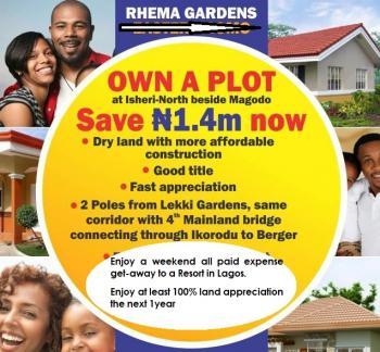 Rhema Gardens, Beside Magodo Phase 1, Gra, Isheri North, Lagos, Residential Land for Sale