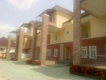 a Well Finished Luxurious 5 Bedroom Terraced House with a Room Bq, Study Room, Katampe Extension, Katampe, Abuja, Terraced Duplex for Sale