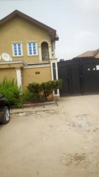 Decent 3 Bedroom Terrace Duplex En Suite, 6th Avenue, Festac, Isolo, Lagos, Terraced Duplex for Rent