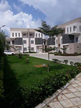 Beautifully Designed & Exquisite Finished 5 Bedroom Terrace Duplex with Domestic Quarters, Off Aminu Kano Crescent, Wuse 2, Abuja, Terraced Duplex for Sale