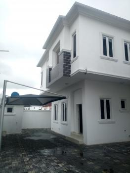 New and Well Finished 5bedroom Detached Duplex with a Room Bq, By Chevron Alternative Route Lekki, Chevy View Estate, Lekki, Lagos, Detached Duplex for Sale