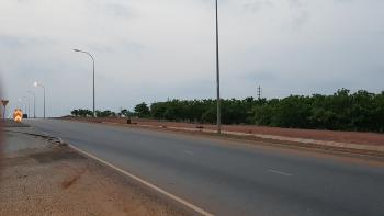5.8 Hectares Hotel Land on Airport Road, Airport Road, By Bill Clinton Drive, Kyami, Abuja, Commercial Land for Sale