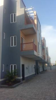a Tastefully Finished Brand New 3 Bedroom Terrace Duplex, Garki 2, Garki, Abuja, Terraced Duplex for Rent