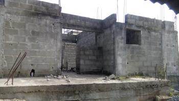 Uncompleted 5 Bedroom Duplex with 2 Rooms Boys Quarters, Mende, Maryland, Lagos, Detached Duplex for Sale
