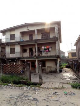 3 Nos 4 Bedroom Flats, Muyiwa Olaleye Street, Aguda, Surulere, Lagos, Block of Flats for Sale
