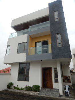 Brand New 4 Bedroom Semi Detached Duplex with 1 Room Bq for Sale., Llekki Phase 1, Lekki Phase 1, Lekki, Lagos, Semi-detached Duplex for Sale