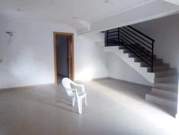 a Newly Built Self Serviced 4 Bedroom Terrace Duplex with Bq, Off Herbert Macualay Way, Alagomeji, Yaba, Lagos, Terraced Duplex for Rent
