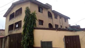 3 Storey Building, Omoakin Close, Off  Ifako Ijaiye, Ogba, Ikeja, Lagos, Block of Flats for Sale