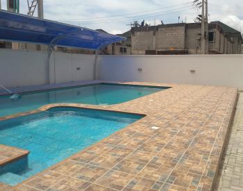 Luxury Serviced 4 Bedroom Terrace Duplex, Osapa, Lekki, Lagos, Terraced Duplex for Rent