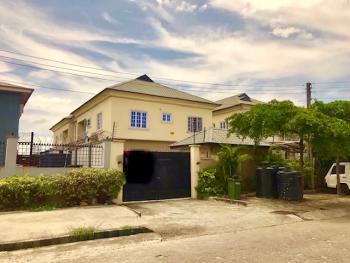 Two Units Four Bedroom Semi Detached Duplex, Adewole Kolawole, Off Pinnacle Filling Station, Lekki Phase 1, Lekki, Lagos, Semi-detached Duplex for Rent