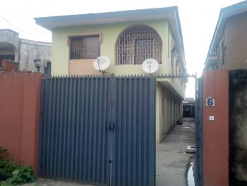 House Consist of Four Numbers of Two Bedroom Flat, Unity Estate, Egbeda, Alimosho, Lagos, Block of Flats for Sale