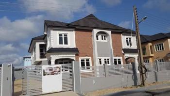 4 Bedroom Semi Detached Duplex with Bq, Diamond Estate, Ajah, Lagos, Semi-detached Duplex for Sale