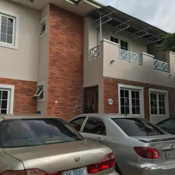 Tastefully Finished 4 Bedroom Duplex with a Room Servant Quarters, Next Cash and Carry Road, Kado, Abuja, Semi-detached Duplex for Rent