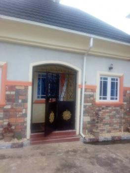Brand New Well Finished 1 Bedroom Flat with Ac, Jubilation Estate, Lokogoma District, Abuja, Mini Flat for Rent