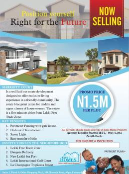 Land, 5 Minutes Away From Dangote Refinery, Lekki Free Trade Zone, Lekki, Lagos, Mixed-use Land for Sale
