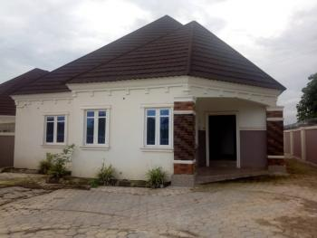 Luxury Newly Built 3 Bedroom Bungalow with B.q, Old Airport Road, Thinkers Corner, Enugu, Enugu, Detached Bungalow for Sale