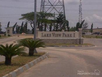 Serviced Plot of Land (600 Sqm), Lake View Park 1, Shortly After Vgc, Lekki, Lagos, Residential Land for Sale