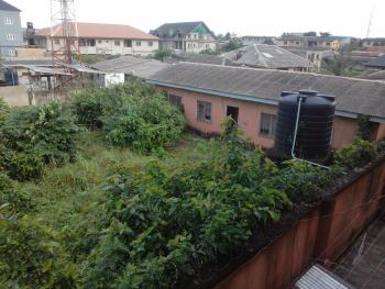 Full Plot of Land with Completed 2 Bedroom Flat, Corner Pix, Fencef with Gate, Off Isawo Road, Rehabilitation Center Bus Stop, Agric, Ikorodu, Lagos, Mixed-use Land for Sale