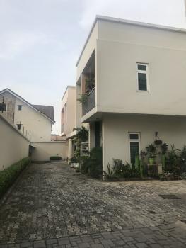 4 Bedroom Semi Detached Duplex with Bq, Lekki Phase 1, Lekki, Lagos, Mini Flat for Rent