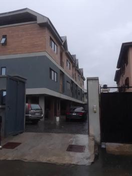 Luxury Four Bedroom Terrace with Bq, Agungi, Lekki, Lagos, Terraced Duplex for Sale
