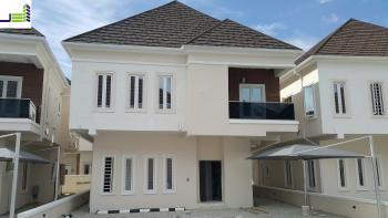 Brand New Serviced 5 Bedroom Fully Detached House with Bq, Conservation Road, Lafiaji, Lekki, Lagos, Detached Duplex for Sale