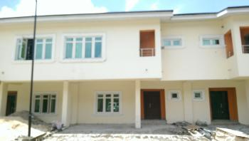 Newly Built Serviced 4 Bedroom Terrace House, Lekki Paradise Estate, Off Chevron Drive, Chevy View Estate, Lekki, Lagos, Terraced Duplex for Rent