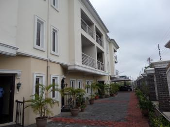 Luxury Lagoon View 4 Bedroom Terrace Townhouse, Second Avenue, Ikoyi, Lagos, Terraced Duplex for Rent