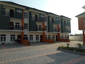 4 Bedroom Terrace Duplex, Chevron Alternative Route, Close to Chevy View Estate, Lekki, Lagos, Terraced Duplex for Sale