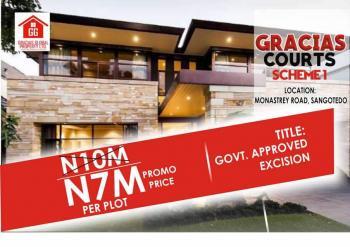 Gracias Courts Scheme 1, Monastery Road, Sangotedo, Ajah, Lagos, Residential Land for Sale