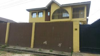 Luxury 4 Bedroom Duplex with All Facilities, Peace Estate, Ipaja, Lagos, Detached Duplex for Sale