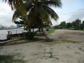5100sqm Waterfront Land, Along Queens Drive, Old Ikoyi, Ikoyi, Lagos, Mixed-use Land for Sale