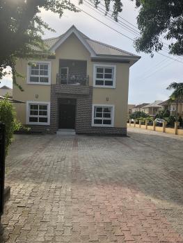 Tastefully Finished 4 Bedroom Fully Detached Duplex with Bq, Massive Space Sitting on 800 Sqm, Northern Forshore Estate, Osapa, Lekki, Lagos, Detached Duplex for Sale