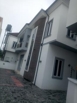 New and Well Finished 5bedroom Detached Duplex with a Room Bq, Chevy View Estate, Lekki, Lagos, Detached Duplex for Sale
