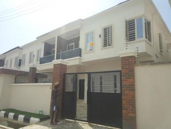 Luxury 4bedroom Duplex with 24hrs Light, Swimming Pool, Self Compound, Chevron Conservaton, Chevy View Estate, Lekki, Lagos, Semi-detached Duplex for Sale