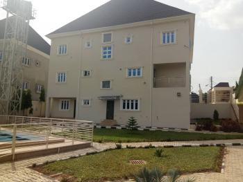 Tastefully Built & Luxury Finished 5 Bedrooms Fully Detached Duplex with Guest Chalet & Swimming Pool, Prince & Princess Estate, Off Oladipo Diya Way, Garki, Abuja, Detached Duplex for Sale
