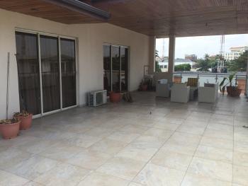 Furnished 4 Bedroom Penthouse, Off Macpherson Road, Old Ikoyi, Ikoyi, Lagos, Flat for Rent