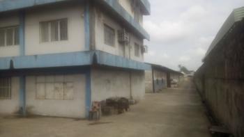 2 Bay Warehouse of 34,000 Sqft with Office Space, Oshodi Apapa Expressway, Oshodi, Lagos, Warehouse for Rent