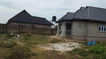 a Very Cheap Uncompleted En Suite 4 Bedrooms Bungalow with a 2 Bedroom Bq, Ogheghe Community, Off Benin-sapele Rd, Benin, Oredo, Edo, Detached Bungalow for Sale