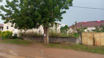 Well Located Residential Plot, Area 3, Garki, Abuja, Residential Land for Sale