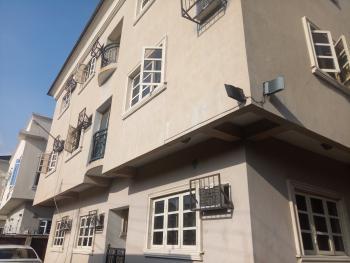 Close-to-expressway 3 Bedroom Flat (2nd Floor), Idado Extension, Idado, Lekki, Lagos, Flat for Rent